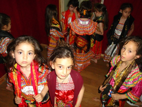 Photos fête des maternelles-1er juin 2012