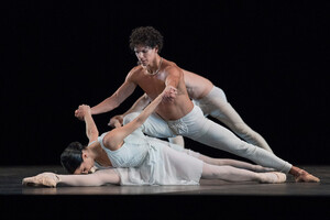 dance ballet adagio