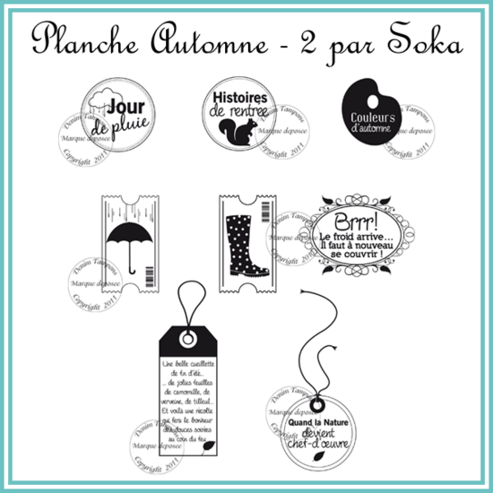 planche automne - 2 soka