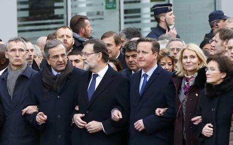 11 janvier 2015 Paris