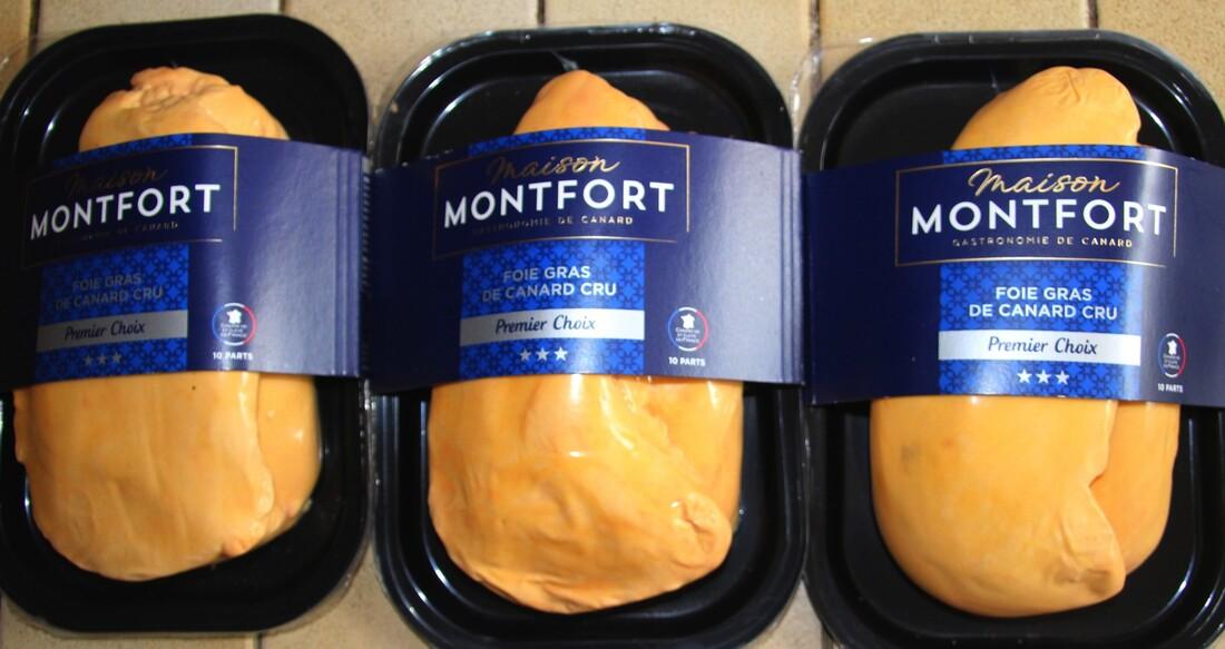 Un bon foie gras mi-cuit au ....Micro-onde ! Oui, oui !
