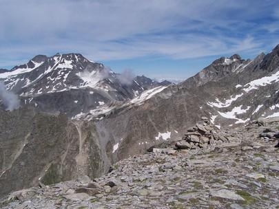 Panorama Rateau d'Aussois