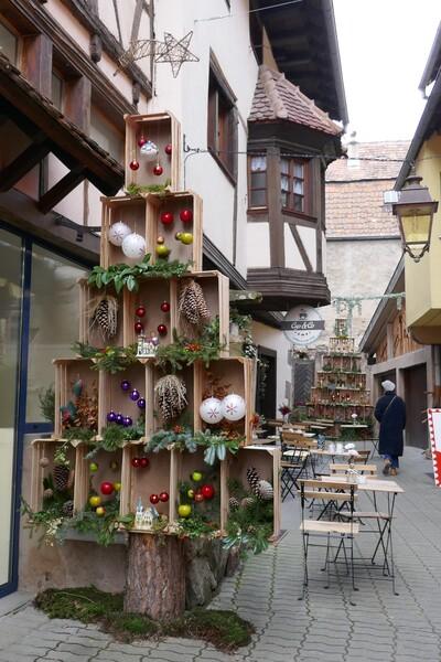 Petites et grandes découvertes en Alsace - Noël 2019