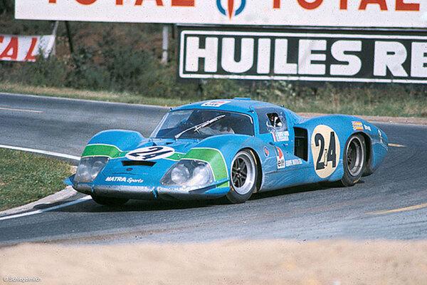 Le Mans 1968 Abandons I