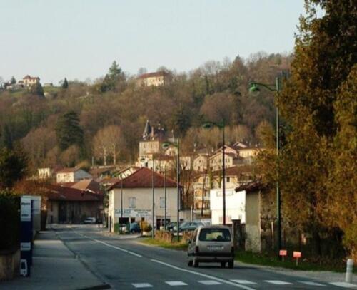 Isère: la Buisse et son environnement, un lieu de moyenne montagne aux origines géologiques particulières.