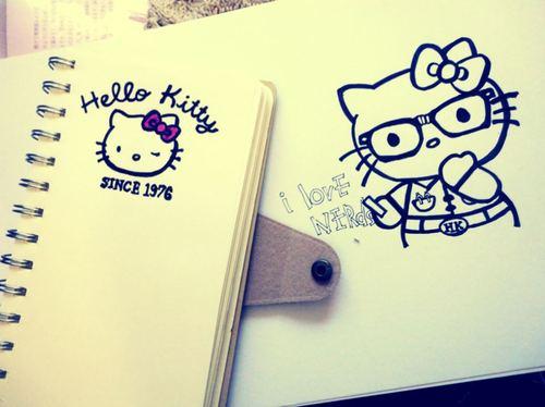 Pour le plaisir des yeux [Hello Kitty]