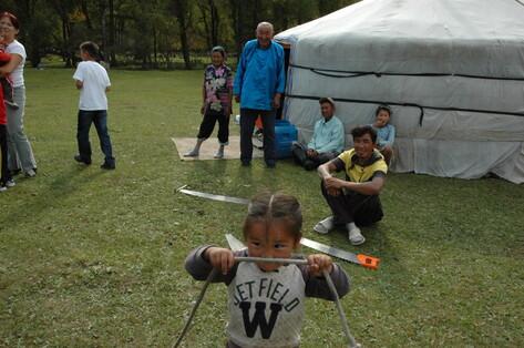 anniversaire enfant mongolie