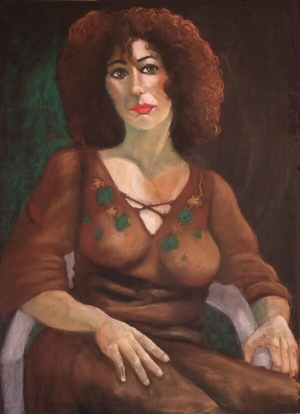Vendredi - Portrait de femme en robe brune (suite et fin)