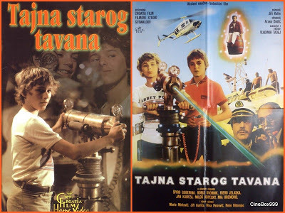 Tajna starog tavana / The Secret of an Old Attic. 1984.