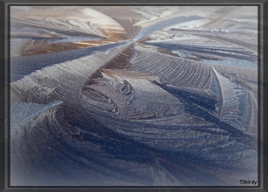 Sculptures sur glace