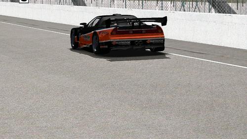 Acura NSX GT