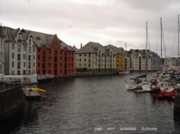 Ålesund-entrepots