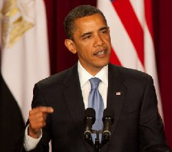"""هل استغل أوباما تقربه من العالم الإسلامي لحماية """"إسرائيل"""" ؟!"""