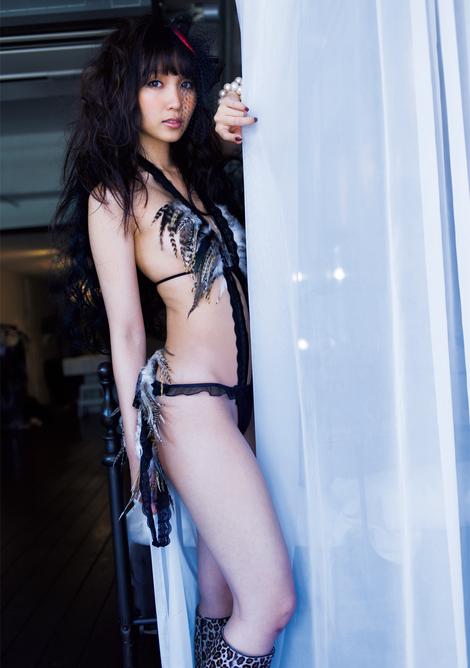 WEB Magazine : ( [Young Magazine Gravure Net] - Young Magazine - 2012 / N°27 - Yu Tejima, Risa Yoshiki & Nana Ozaki )