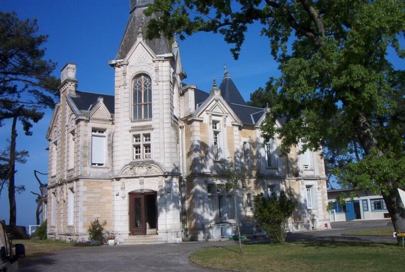 Le Centre d'hébergement Castel Landou