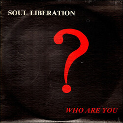 Soul Liberation - Who Are You - Complete LP
