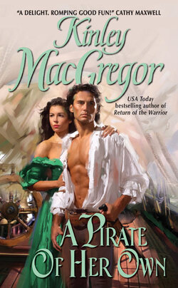A Pirate of her own - de Kinley MacGregor -