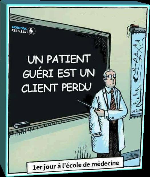 Humour médical