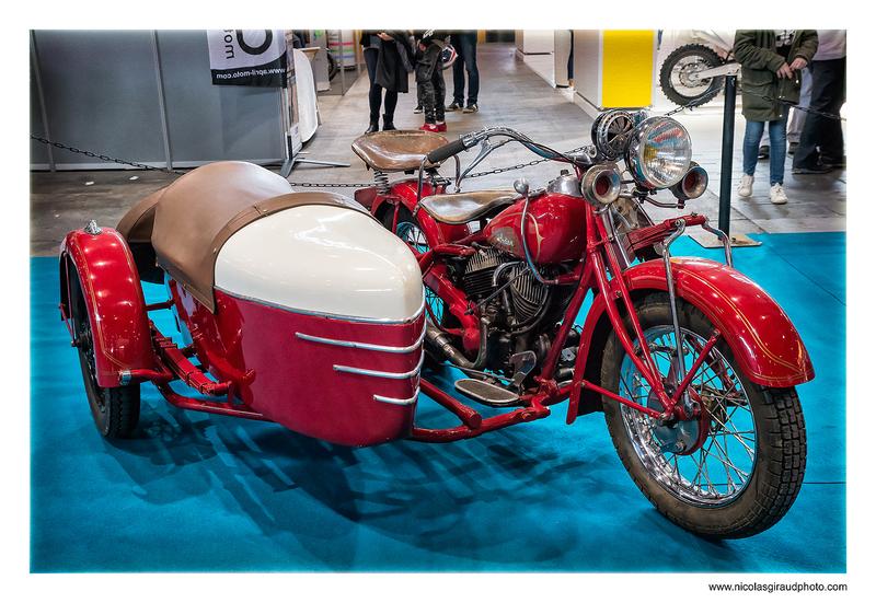 Salon du 2 roues Lyon Eurexpo