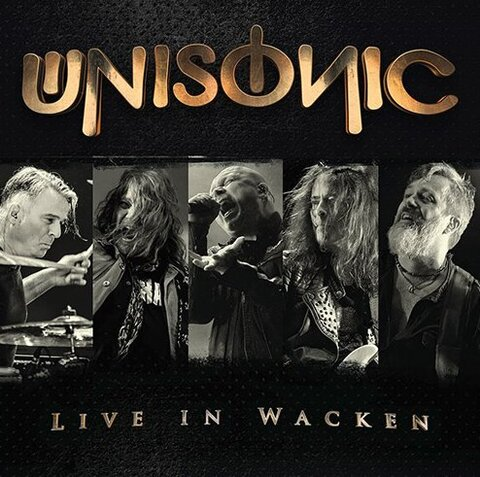 UNISONIC - Un nouvel extrait du CD/DVD Live In Wacken dévoilé