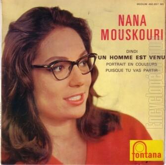 Nana Mouskouri, 1963