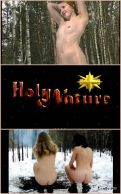 Holy Nature. Julie Lady Winter.