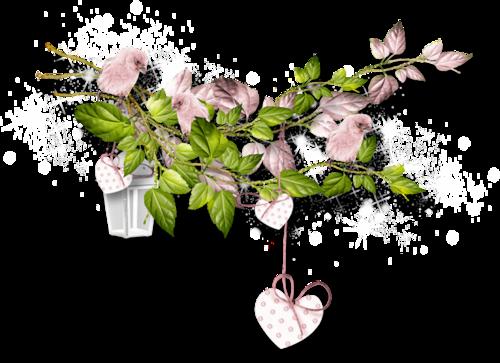 Ornements Floraux Série 32