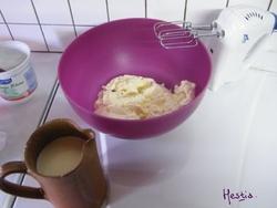 du fromage sous la douche...