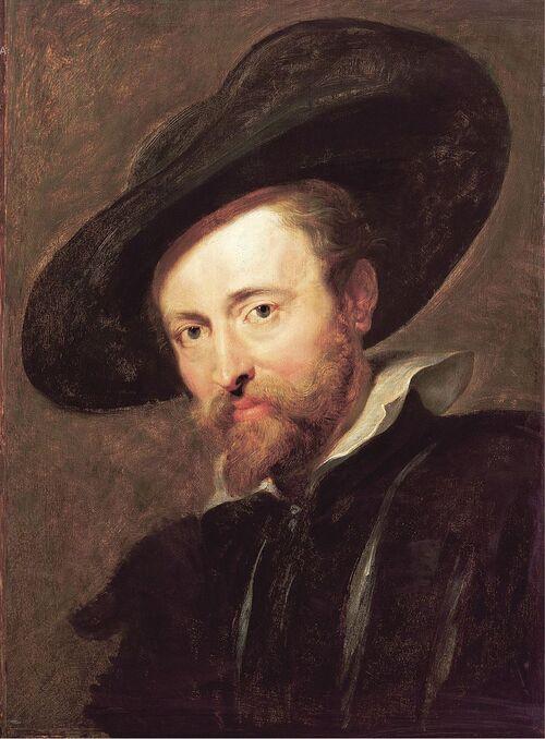 Rubens,l'humaniste
