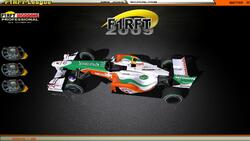 Team Force India-Mercedes