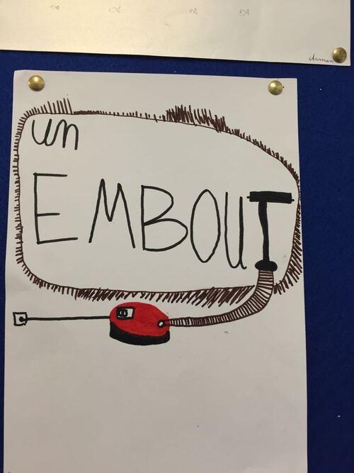 Créativité au service de l'orthographe