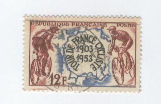 TIMBREtourdefrancecycliste