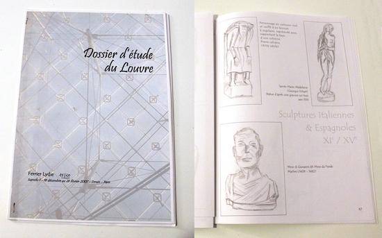 Dossier Louvre