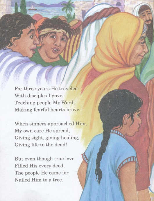 The Fathers Easter Story