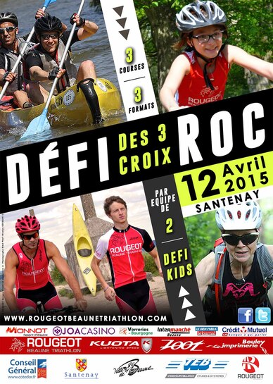Défi roc 12 avril 2015