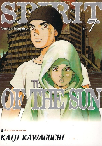 Spirit of the sun tome 7