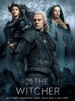 The Witcher serie affiche