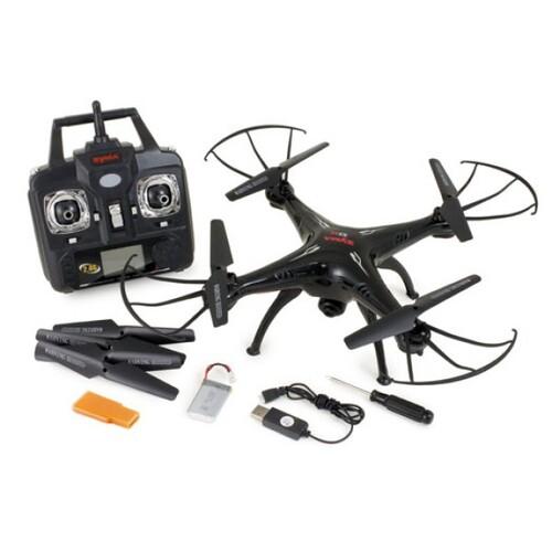 Syma X5SC versión actualizada del mejor drone para principiantes