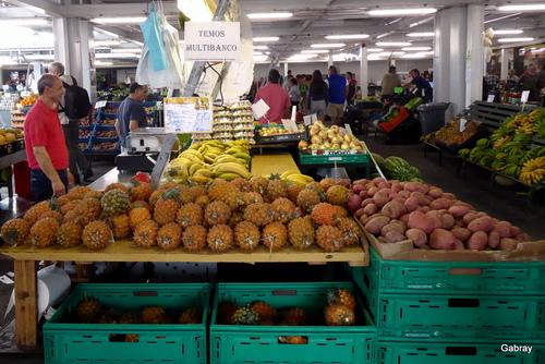 Ponta Delgada: au marché … n 5 a