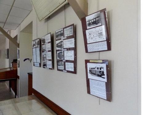 """Une exposition sur le """"Tacot"""" à Essarois les 11 et 12 août 2012"""