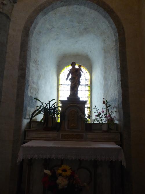 Suite Abbaye de Lavaudieu 1.