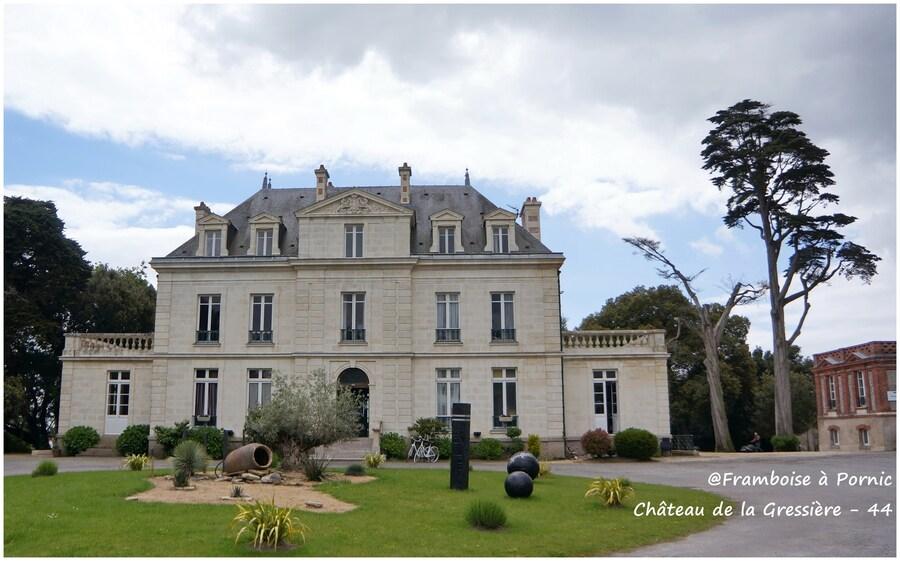 Château de la Gressière - La Bernerie en Retz - 44 -