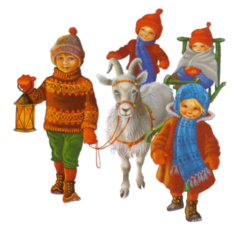 Petits personnages de Noël /1