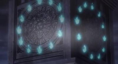 VIII - Armure de l'Horloge (Horologium Cloth)