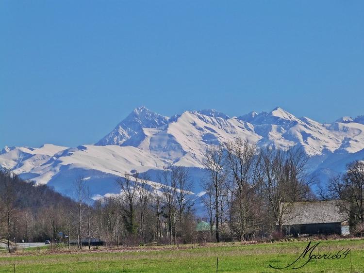 Mes Pyrénées