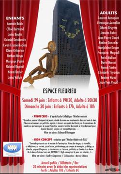 Soirées théâtre ALF