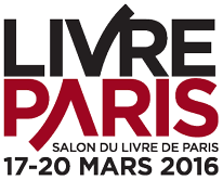 Salon du livre Paris 2016