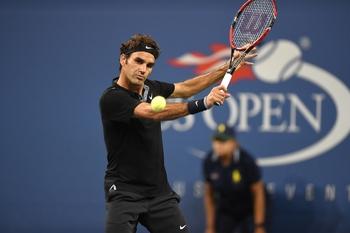 Federer a construit aussi son succès au filet