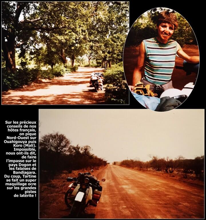 1982, l'Afrique à moto : séquence nostalgie...