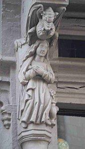 la Vierge